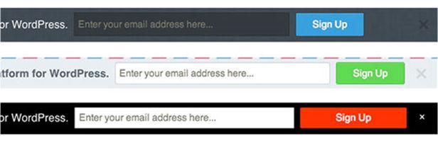 floater bar email marketing
